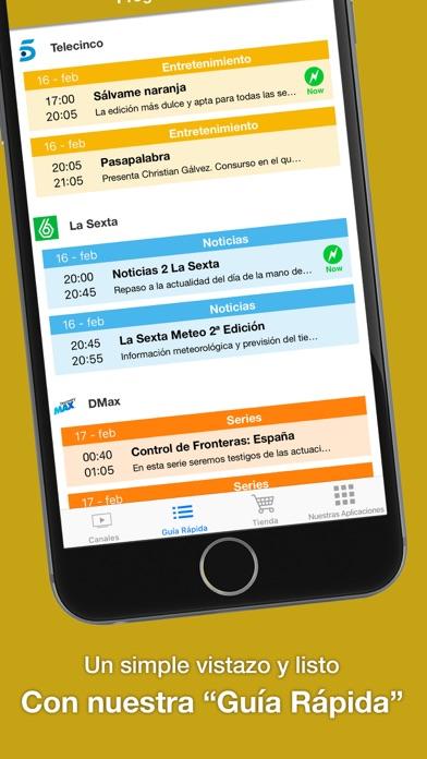 download Mi Televisión Premium apps 4