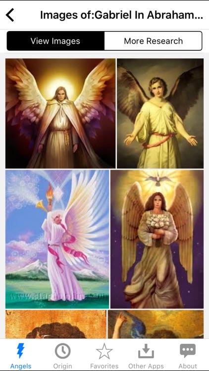 Encyclopedia of Angels screenshot-3