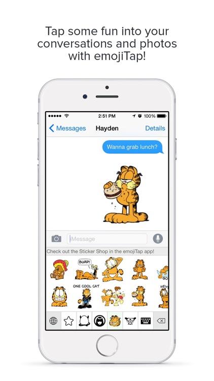 emojiTap Keyboard screenshot-0