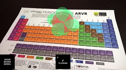 Periodic Table ARVR screenshot two