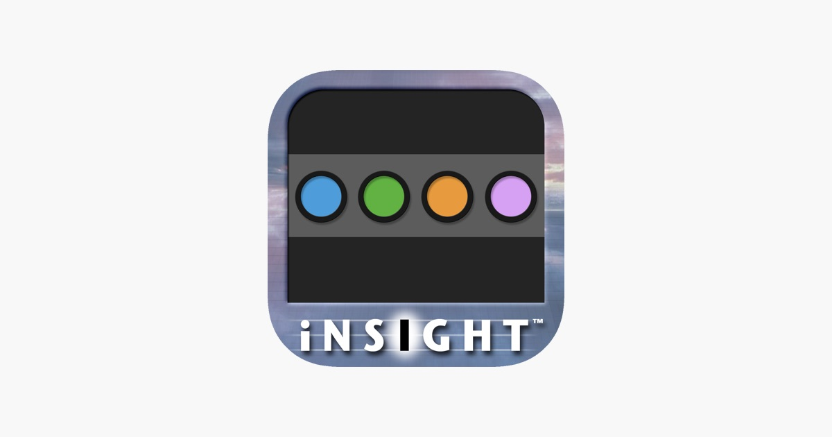 iNSIGHT Color Vision Test on the App Store