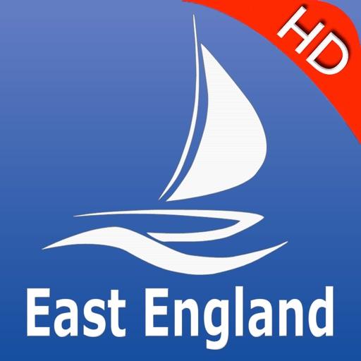 England E. Nautical Charts Pro