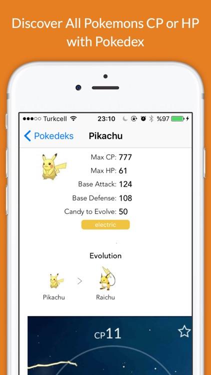 PokeTools & Server Status for Pokemon Go