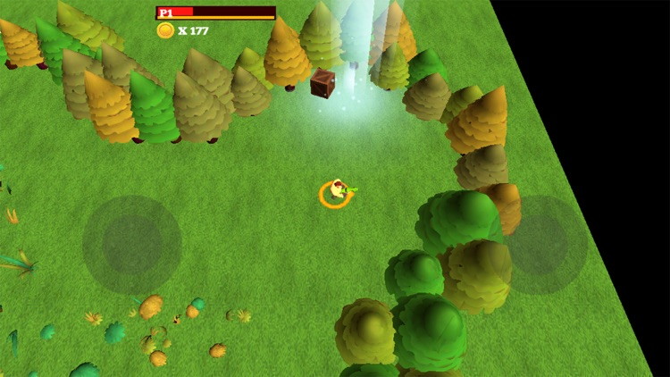 Monster Top Down 3D : Legends Edition - Adventure And Shooting Game screenshot-3