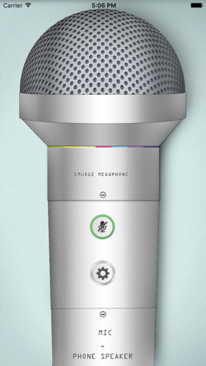 Megaphone Voice Amplifier On The App Store