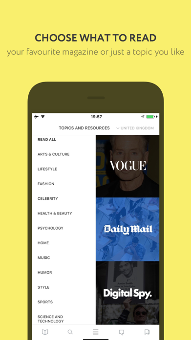 BigMag - all magazines in one place Screenshot