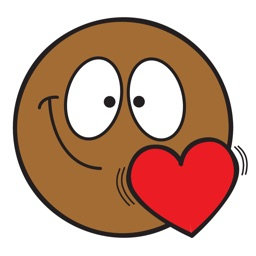 Ochat: Brown Smiley & Emoji Stickers for iMessage