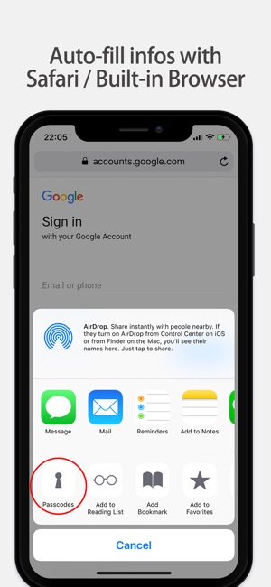 Lock Password Manager safe App on the App Store