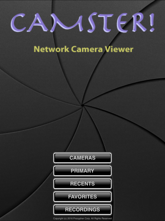Camster Pro! Network Camera Viewer Recorder | App Price Drops
