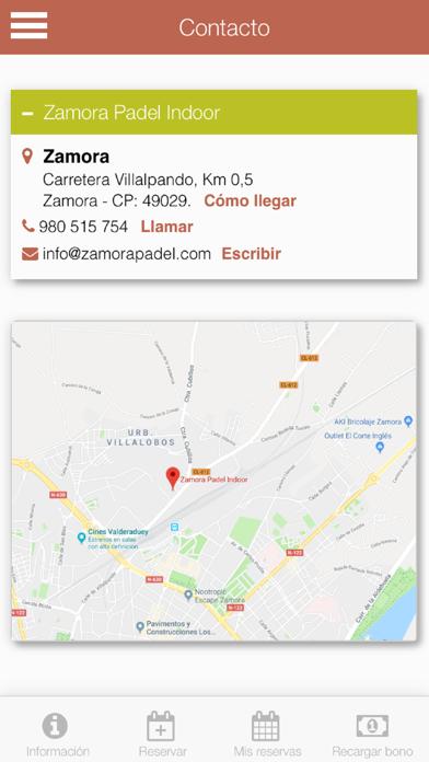 Zamora Padel screenshot 4