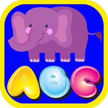 ABCD Kids Learning Alphabet English Animals