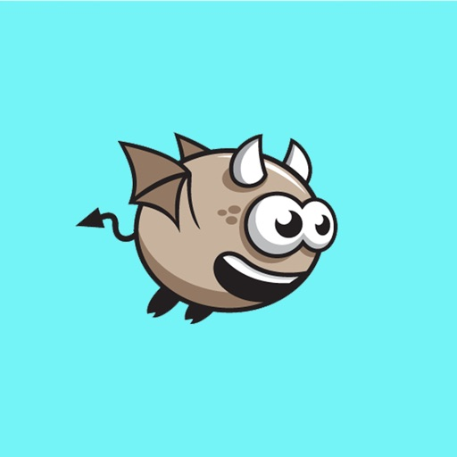 Tiny Bat - Do not Fly this Animal into a Pipe iOS App