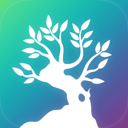 Ícone do app Away ~ Nature Sounds to Sleep