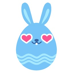 Rabbit Animation Sticker 3