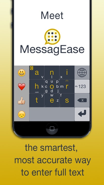 MessagEase Keyboard