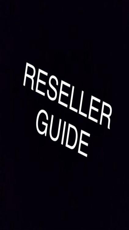 Sneaker Reseller Guide screenshot-3