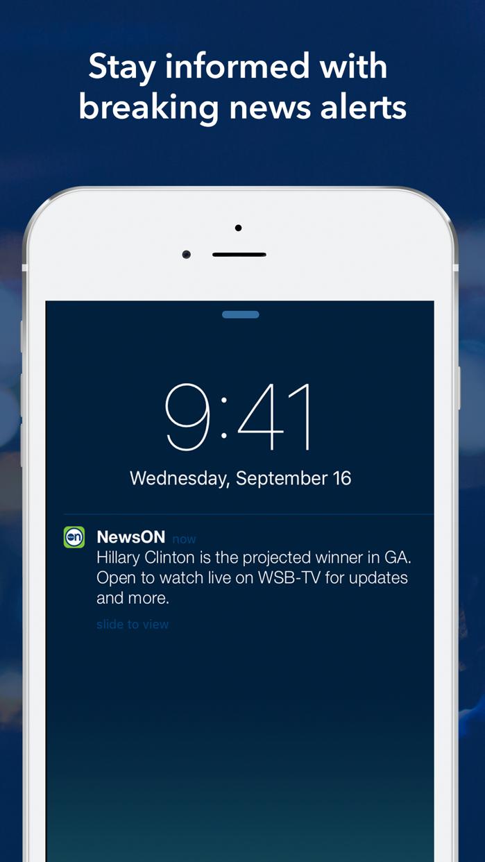 NewsON - Local News Nationwide Screenshot