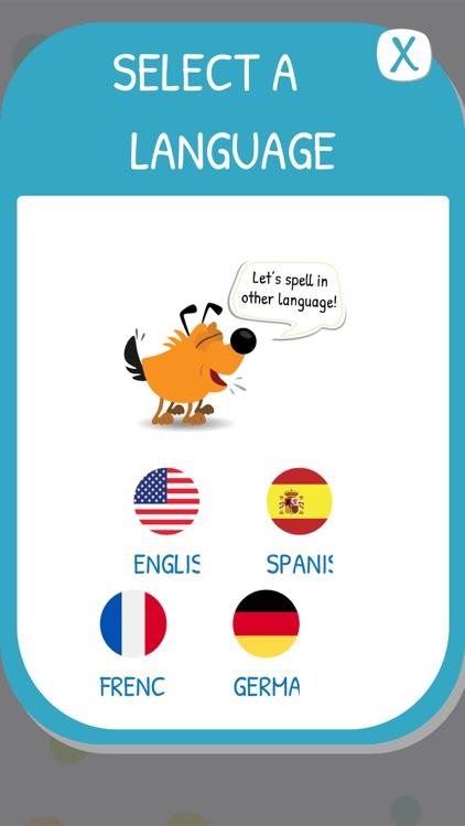 Spelling Games Lite screenshot-6