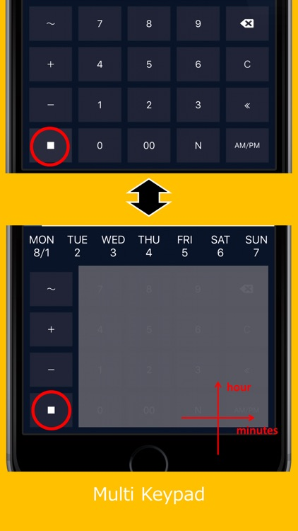 WTimeCalc to make the schedule for citizens of the world screenshot-3