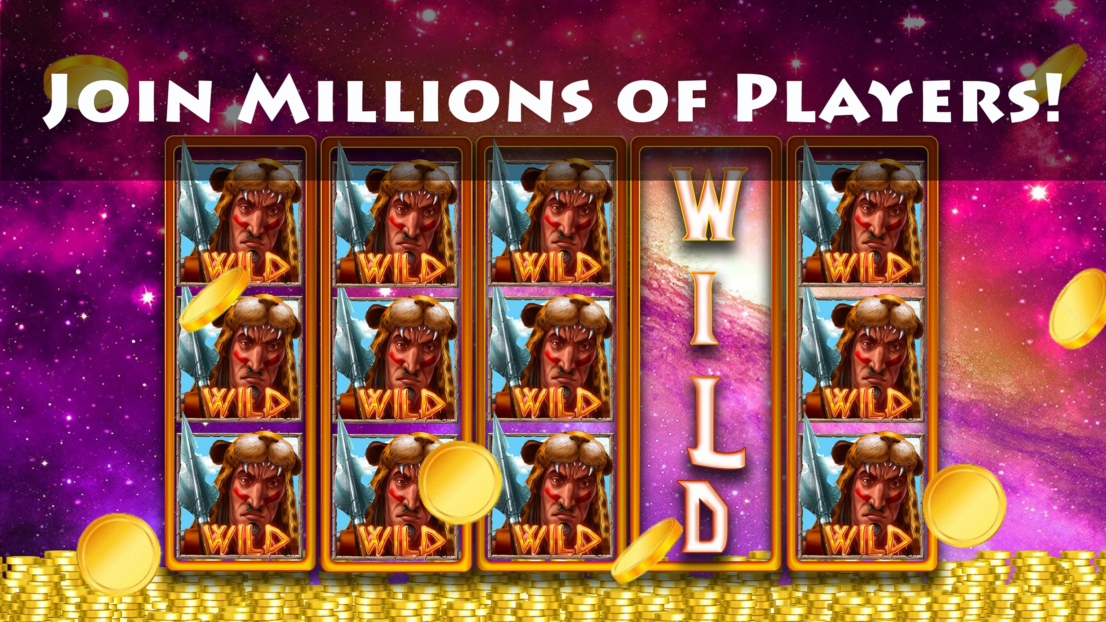 Slot Machines - Ancient Maya Casino Game Screenshot