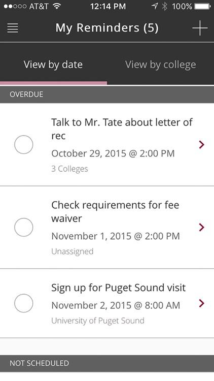 Common App onTrack screenshot-4