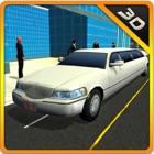 Limousinen-Chauffeur Simulator - 3D-Stadtlimousine icon