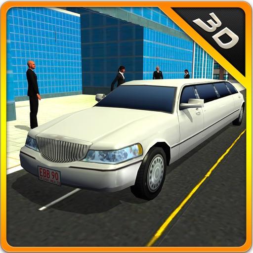 Limo Driver Simulator - 3D City Limousine driving