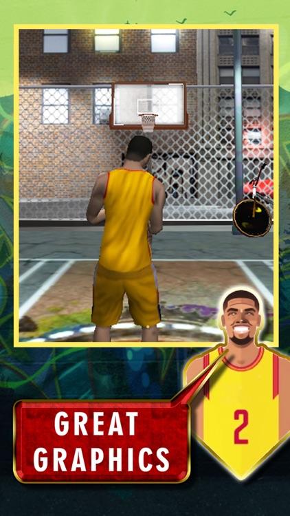 "Basketball Game For ""FIBA EuroBasket FIBA U17"" screenshot-4"