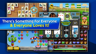 Pogo Games Screenshot