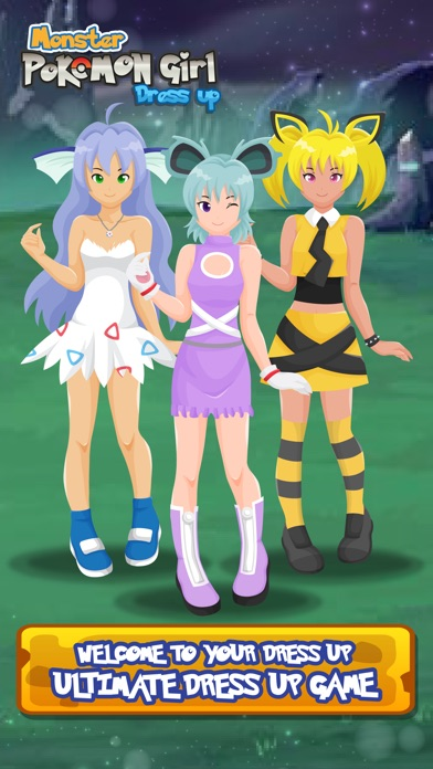 Princess monster girl dressup game pokemon edition by pasin jan princess monster girl dressup game pokemon edition fandeluxe Choice Image