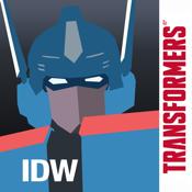 Transformers Comics app review