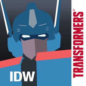 Transformers Comics ios app