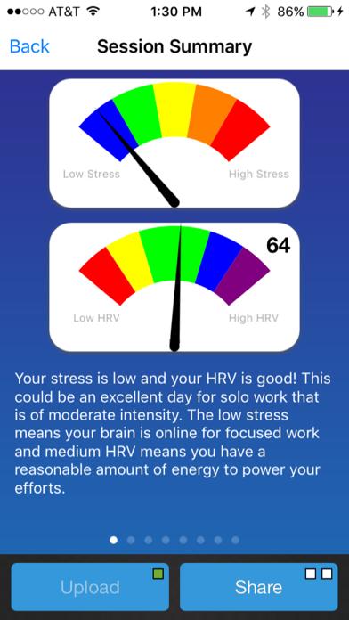 DailyBeat HRVのおすすめ画像1