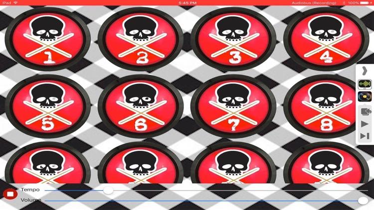 Punk Drum Loops