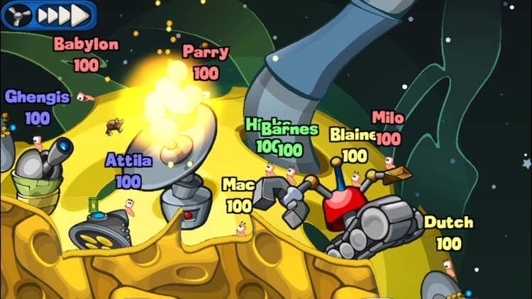 Worms 2: Armageddon screenshot-4