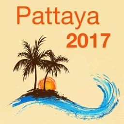 Pattaya 2017 — offline map!