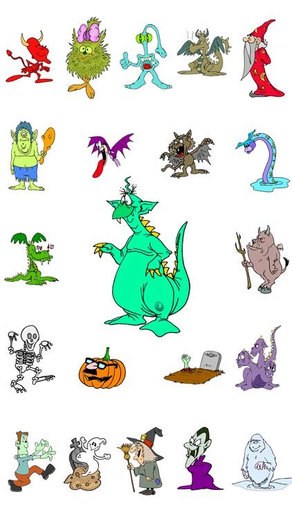 Halloween Monster Pack