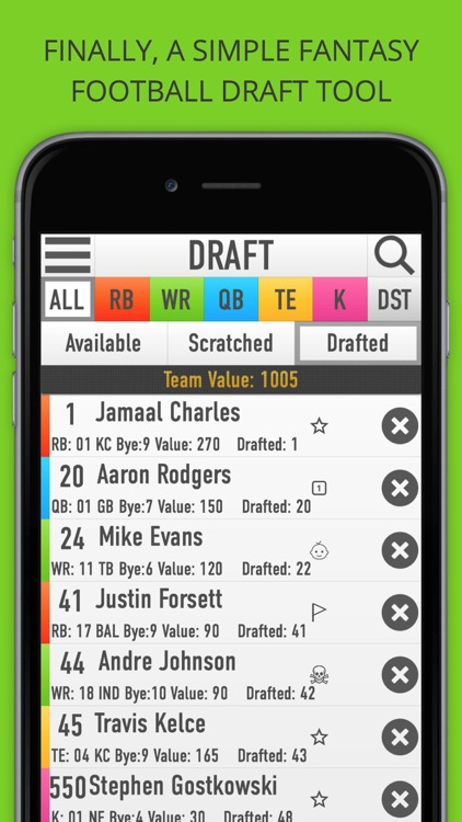 Draft Oracle - Fantasy Football Draft Tool