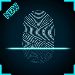 Biometric age detector through thumb. Age Calculator via Thumb Scanner.