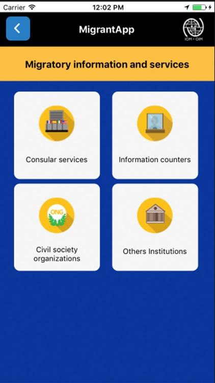 Migrant App screenshot-4
