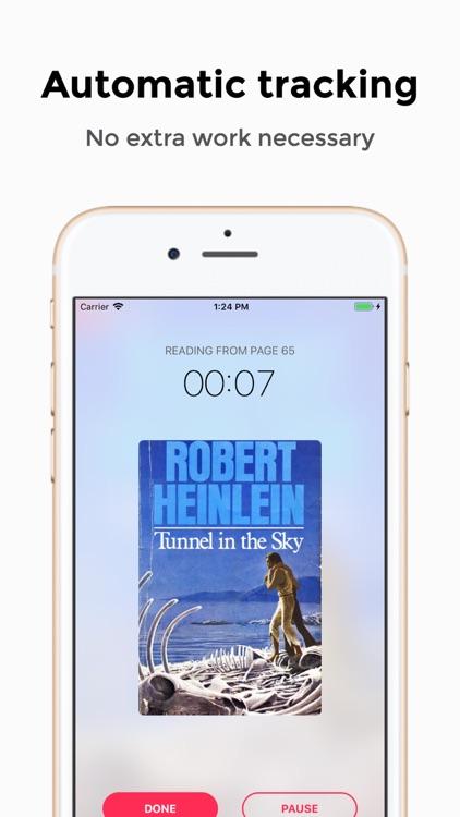 Book Breeze - Reading Tracker screenshot-4