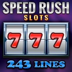 Speed Rush Las Vegas Slots