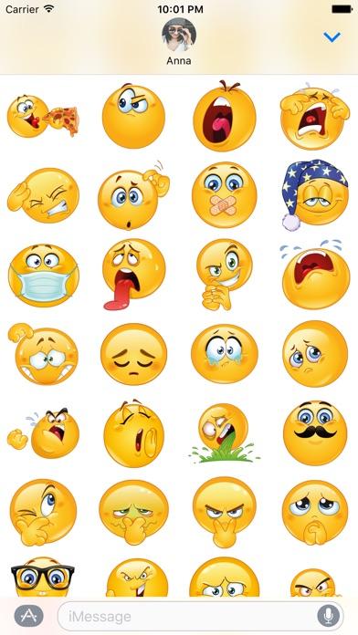 Lustige Emojis für iMessageScreenshot von 3