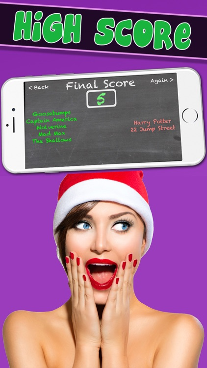 Charades FREE Fun Group Guessing Games for Adults and Kids screenshot-3