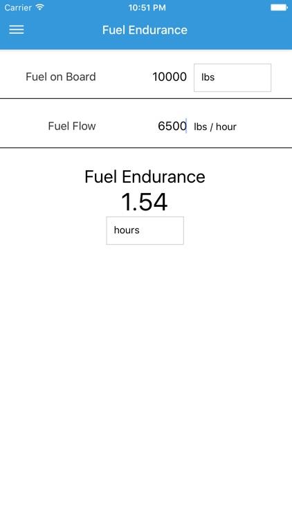 FlightFuel - Fuel Management for Pilots screenshot-4