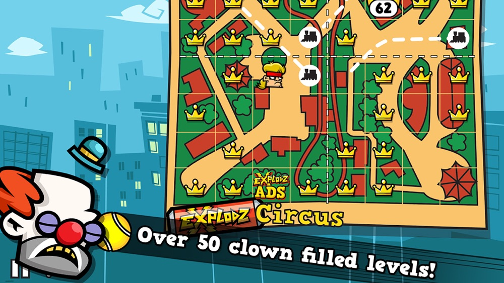 Clowns in the Face hack tool
