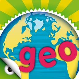 Planet Geo - Fun Games of World Geography for Kids