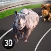 Tayga Games OOO - Wild Animal Racing Challenge 3D Full artwork