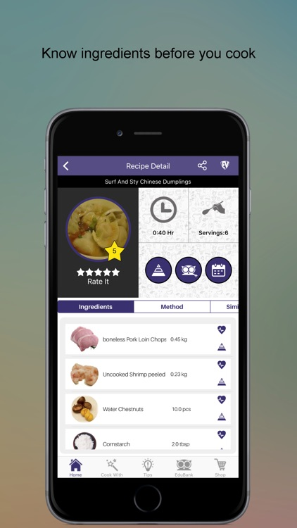 Lactose Free SMART Recipes screenshot-3