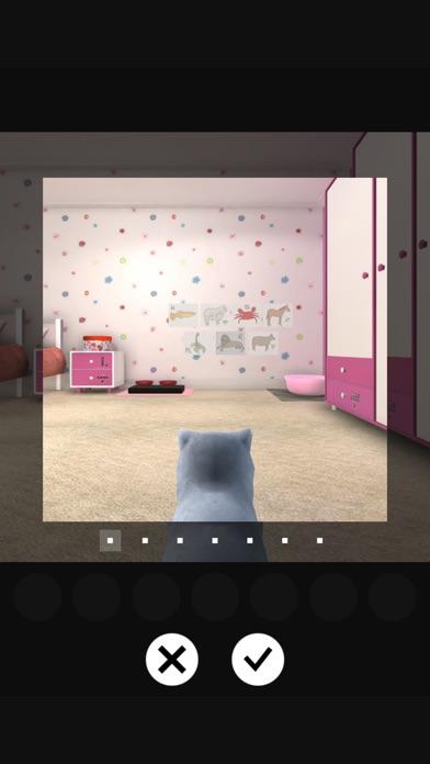 脱出ゲーム 謎解きにゃんこ5 ~小さな女の子の部屋~紹介画像3